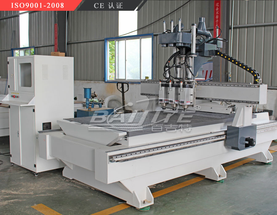 BJT1325-K3三工序威廉希尔客户端木工开料机