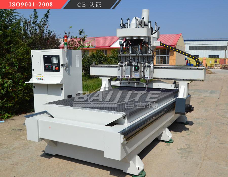 BJT1325-K4四工序威廉希尔客户端木工开料机