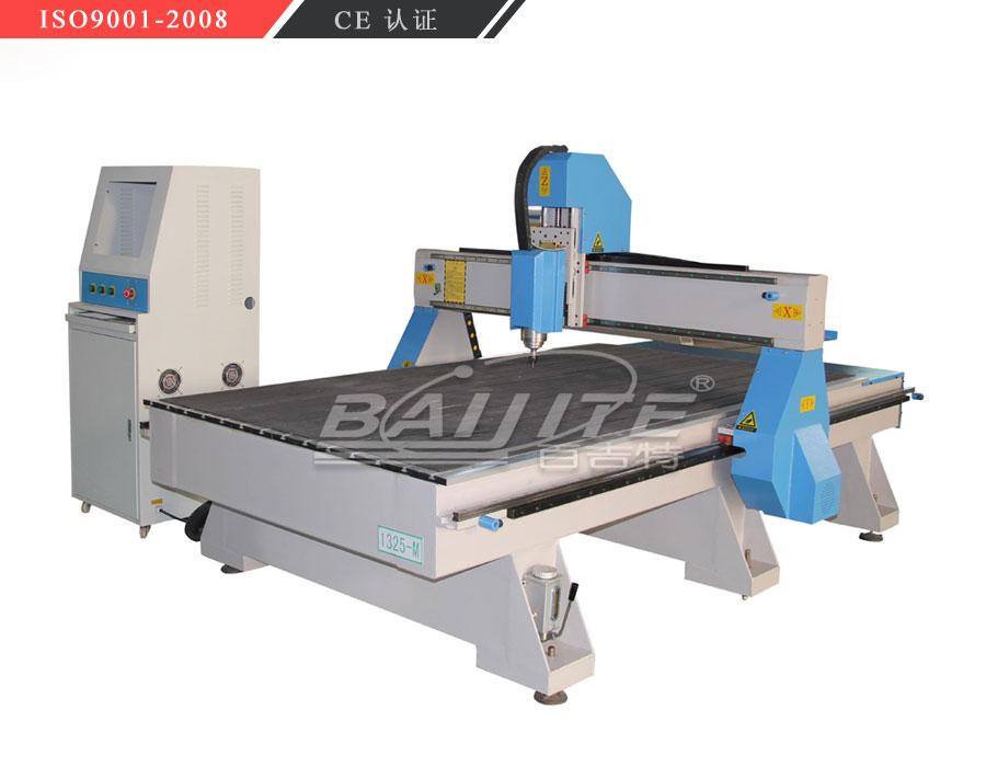 BJT 1325单头木工雕刻机(梯形装夹台面)
