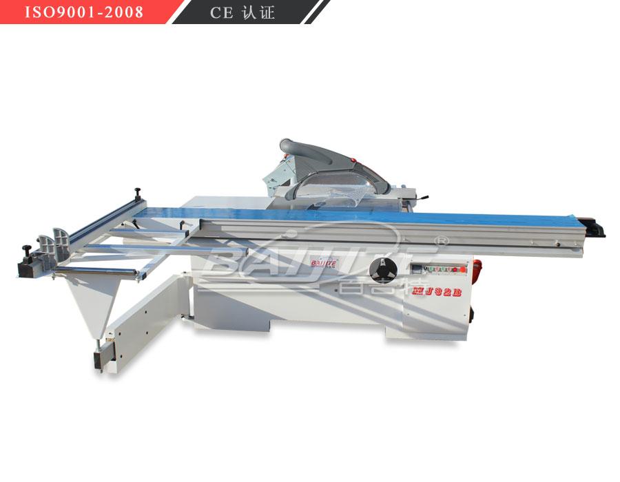 MJ6132B精密裁板锯(手动升降+倾斜)
